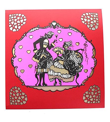 ARTISAN DU CHOCOLAT Vintage Valentine Tin