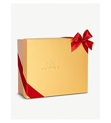 GODIVA 150-piece Gold chocolate gift set