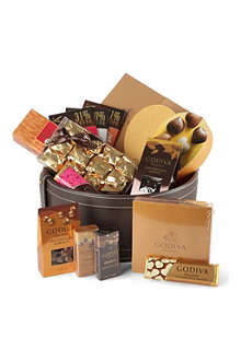 GODIVA Chocolate Sharing hamper