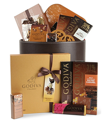 GODIVA Chocolate Heaven hamper