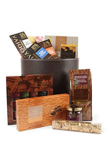 GODIVA Hiddden Treasures chocolate hamper