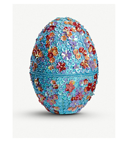 Godiva beaded easter egg selfridges previousnext negle Image collections