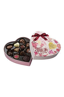 GODIVA Valentine Heart 11-piece chocolate box