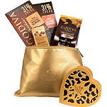 GODIVA Chocolate gold pouch gift set