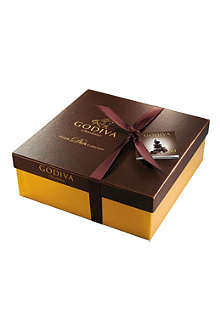 GODIVA Dark chocolate ballotin 30-piece 300g