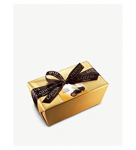 GODIVA Gold wrapped Ballotin 750g