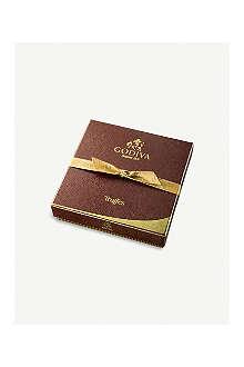GODIVA Truffe Signature nine-piece chocolate truffle box