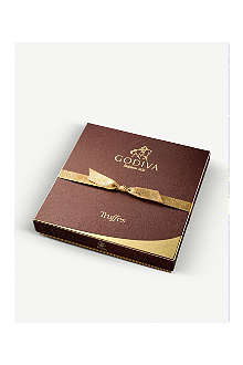 GODIVA Truffe Signature 16-piece chocolate truffle box