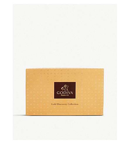 GODIVA 黄金发现28件礼品盒