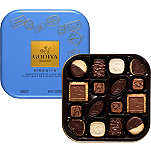 GODIVA Chocolate biscuits 50-piece gift tin 368g