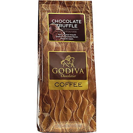 GODIVA Chocolate Truffle ground coffee 284g