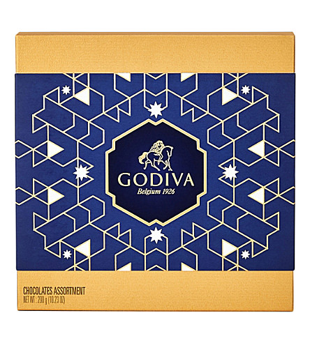 GODIVA Limited Edition 24 Piece Assorted Chocolate Box
