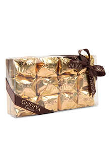 GODIVA Box of 12 Marron Glacés