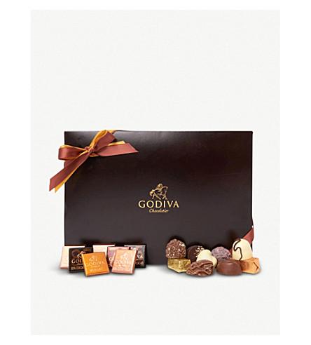 GODIVA 皇家绒面革盒什锦巧克力 568 g