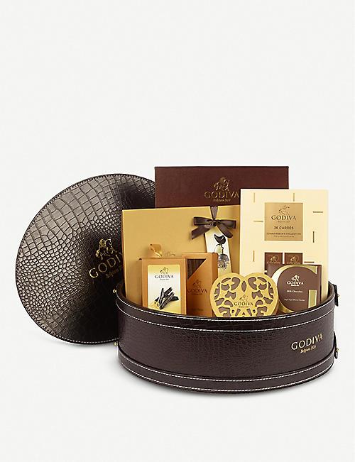 GODIVA Signature chocolate hamper
