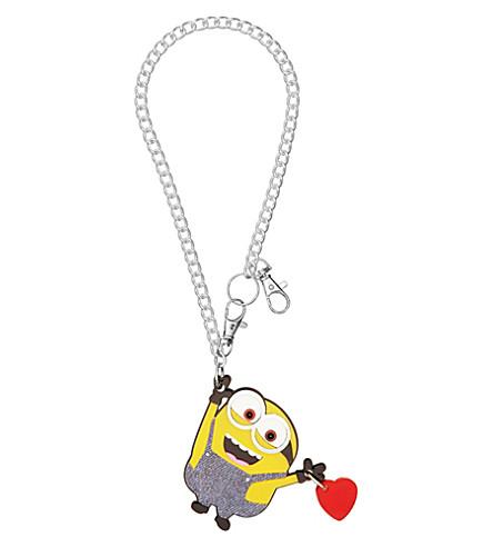 TATTY DEVINE Minions bob necklace