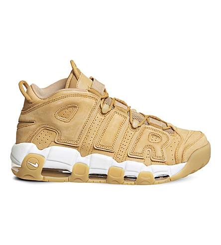 NIKE Air more up tempo (Flax+96