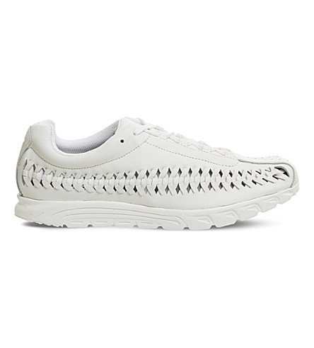NIKE Mayfly woven trainers (Summit+white
