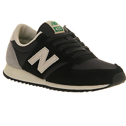 NEW BALANCE 420 trainers (Black