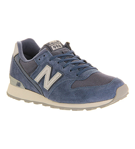 NEW BALANCE Wr996 trainers (Navy