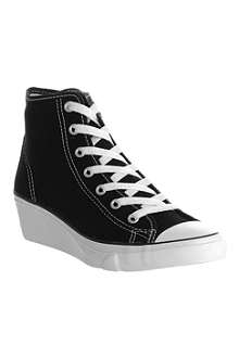 CONVERSE Hi-Ness wedged trainers