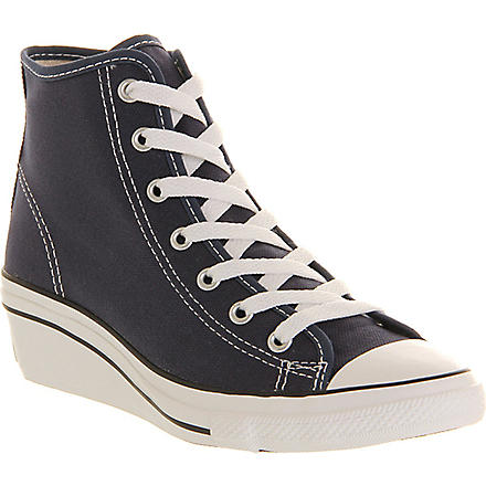 CONVERSE All Star Hi-ness trainers (Navy