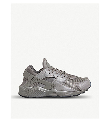 NIKE Air huarache neoprene trainers (Iron