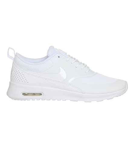 NIKE Air max thea trainers (White+white