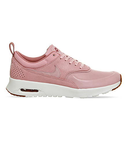 NIKE Air Max Thea sneakers (Pink+glaze+sail+gum