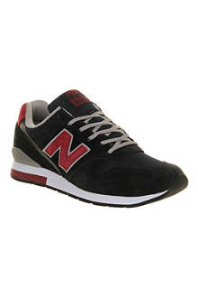 NEW BALANCE 996 suede trainers