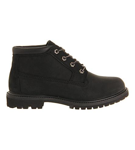 TIMBERLAND Nellie waterproof chukka boots (Black+mono