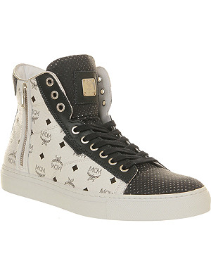 MCM Urban Nomad III high-top trainers