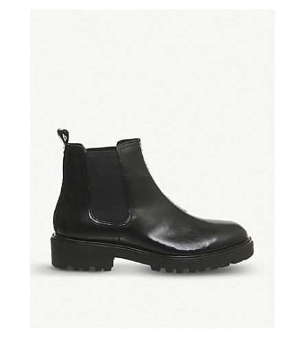 VAGABOND Kenvova leather chelsea boots (Black box leather