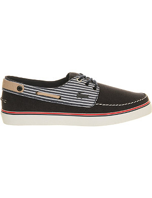 LACOSTE Sumac boat shoes