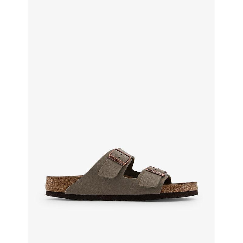 Arizona faux-leather sandals