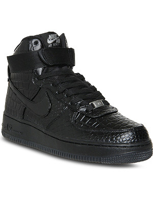 NIKE Air Force 1 high-top trainers