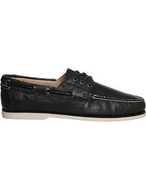RALPH LAUREN Bienne II boat shoes