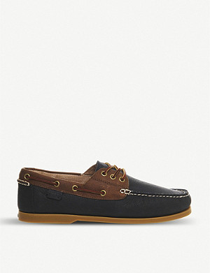 RALPH LAUREN Bienne II leather loafers