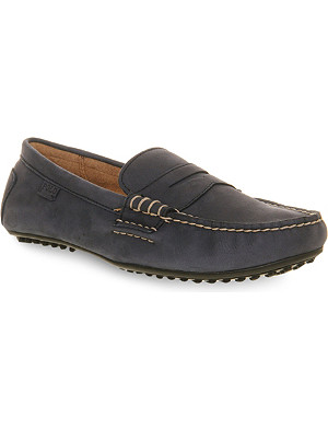RALPH LAUREN Wes leather loafers