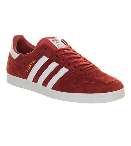 ADIDAS Turf royal trainers (Burgundy