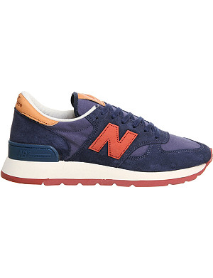 NEW BALANCE M990 Miusa suede trainers