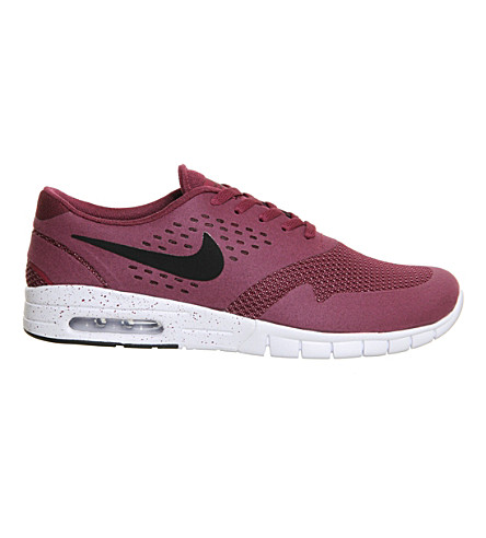 NIKE Koston 2 max leather trainers (Villian red