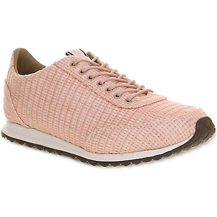 LACOSTE Helaine runner trainers (Pink