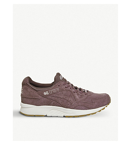 ASICS Gel Lyte V suede trainers (Rose+taupe