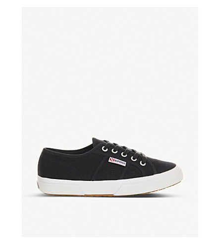 SUPERGA 2750 trainers (Navy+white