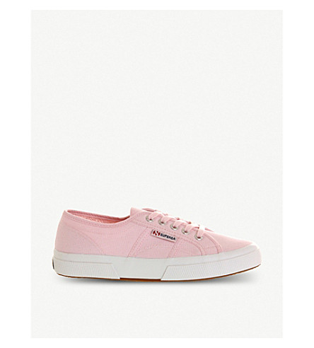 SUPERGA 2750 canvas trainers (Pink