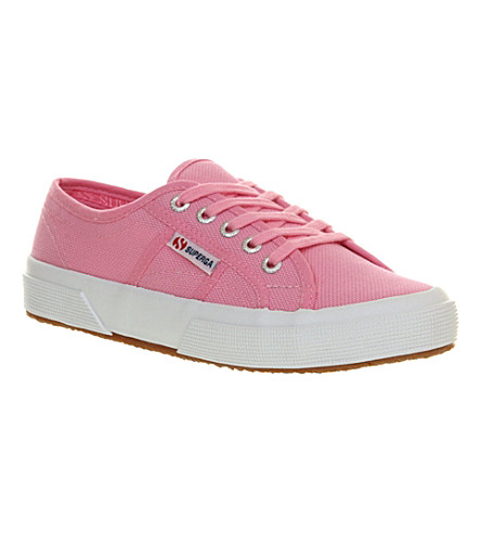 SUPERGA 2750 trainers (Pink  breast cancer