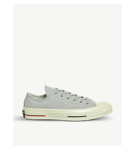 All Star Ox 70's canvas low-top trainers