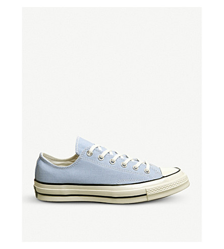 CONVERSE All Star ox 70's low-top trainers Blue chill Discount Clearance Shop Offer For Sale Outlet Purchase Discount Choice Free Shipping Huge Surprise FNuoQE4w