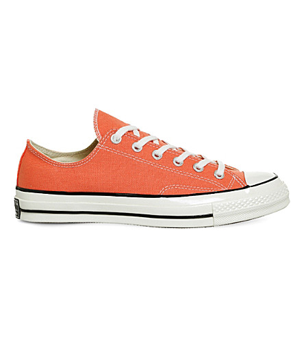 CONVERSE All-Star Ox '70 canvas low-top trainers (Wild+mango+egret